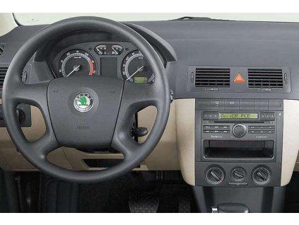 Redukční rámeček 1din pro Škoda Fabia I