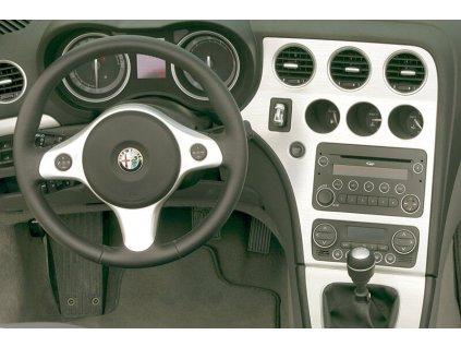 Redukční rámeček 2din pro Alfa Romeo