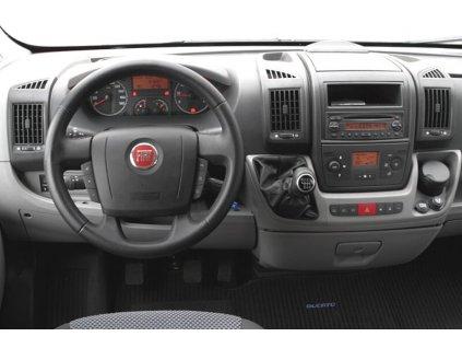 Redukční rámeček 2din pro Citroën / Fiat / Peugeot