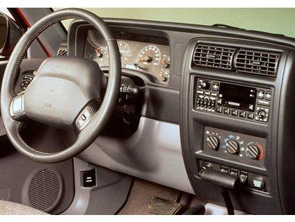 Redukční rámeček 1din pro Chrysler / Dodge / Jeep