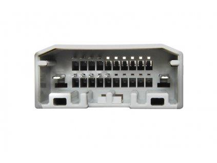 ISO adaptér pro autorádia Chrysler / Dodge / Jeep / Mitsubishi / VW / Lancia / Fiat