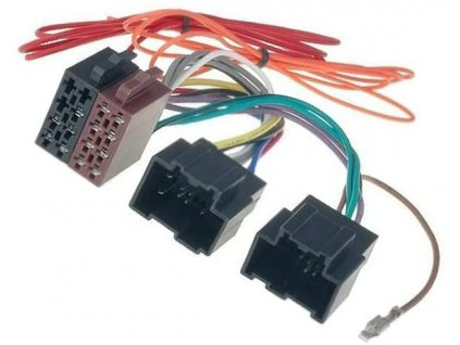 ISO adapter pro autoradia Chevrolet 3