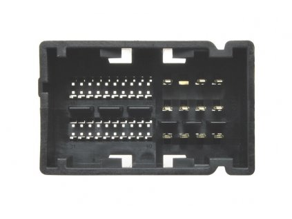 ISO adaptér pro Alfa / Fiat / Dodge / Jeep / Lancia / Peugeot / Citroen