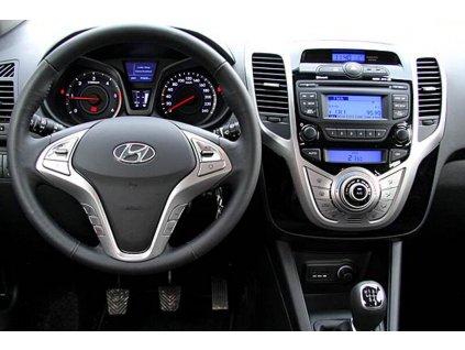 Ramecek autoradia 1DIN 2DIN Hyundai ix20 UNI2