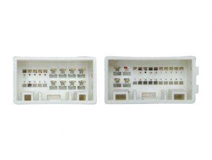 ISO adaptér pro Hyundai / Kia / Ssangyong
