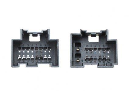 ISO adaptér pro SsangYong Musso / Korando