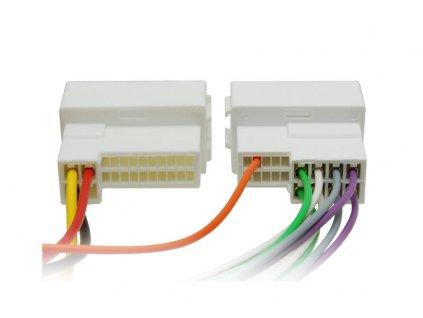 ISO adaptér pro SsangYong Tivoli