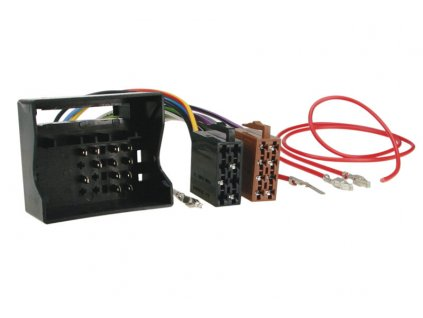 ISO adaptér pro Peugeot / Citroen / Fiat / Alfa Romeo / Lancia / Toyota