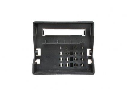 100852 iso adapter pro audi vw seat skoda