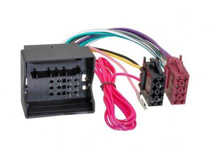 ISO adapter pro autoradia AUDI VW SEAT sKODA 3