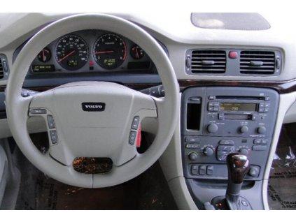 Redukční rámeček 1din pro Volvo S80