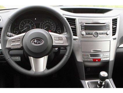 Rámeček autorádia 2DIN - Subaru Legacy, Outback