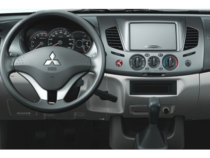 Rámeček autorádia 2DIN - Mitsubishi L200 UNI2