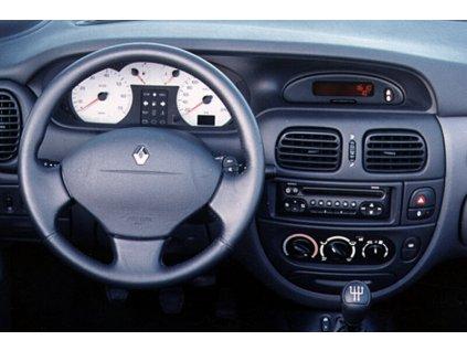 Rámeček autorádia 1DIN - Renault Megane, Scenic UNI2