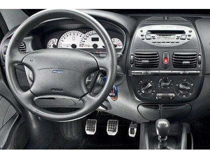 Rámeček autorádia 1DIN - Fiat Bravo, Brava, Marea UNI2