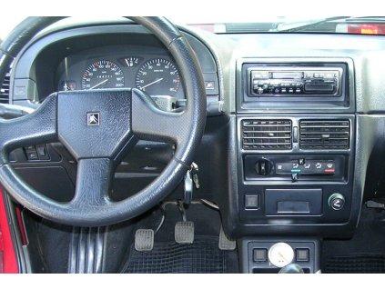 Rámeček autorádia 1DIN - Peugeot 106 UNI2