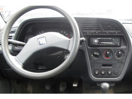 Rámeček autorádia 1DIN - Peugeot 306 UNI2