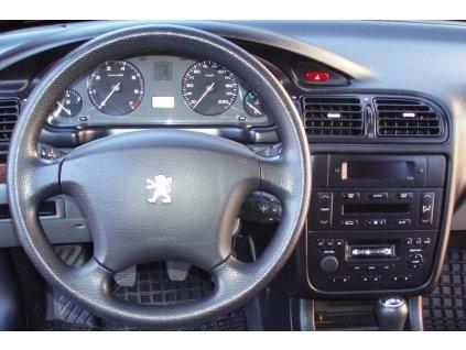 Rámeček autorádia 1DIN - Peugeot 406 UNI2