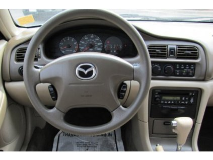 Rámeček autorádia 1DIN - Mazda UNI2