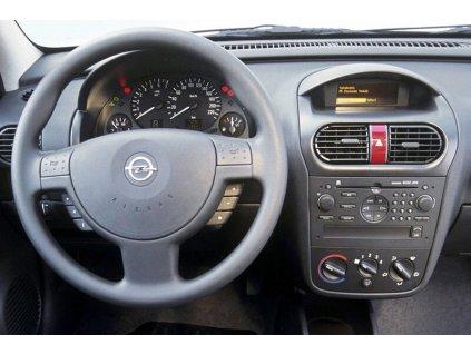 Rámeček autorádia 1DIN - Opel / Suzuki / Renault UNI2