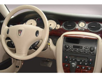 Rámeček autorádia 2DIN - Rover 75 UNI2