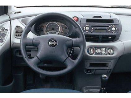 Rámeček autorádia 1DIN - Nissan Almera Tino UNI2