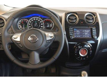 Rámeček autorádia 2DIN - Nissan Juke