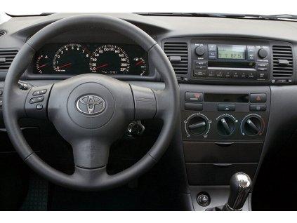 Rámeček autorádia 1DIN - Toyota Corolla UNI2