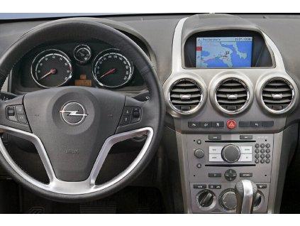 Rámeček autorádia 2DIN - Opel Antara