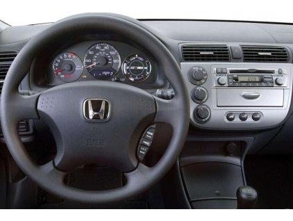 Rámeček autorádia 1DIN - Honda Civic UNI2