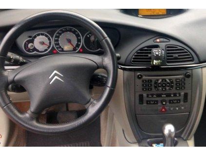 Rámeček autorádia 1DIN - Peugeot / Citroen UNI2