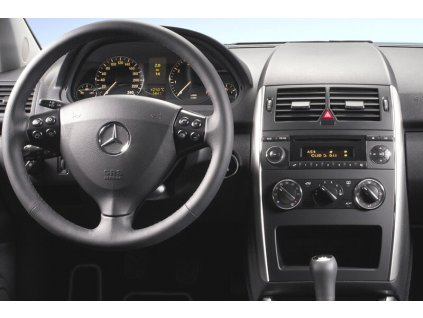 Rámeček autorádia 1DIN - Mercedes A-Class, B-Class, Sprinter UNI2