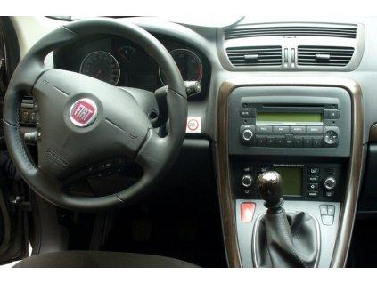 Rámeček autorádia 1DIN - Fiat Croma UNI2