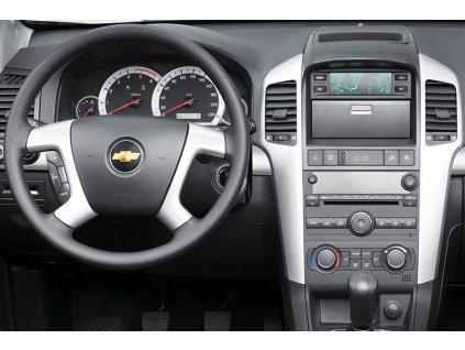 Rámeček autorádia 1DIN - Chevrolet Aveo, Captiva, Epica UNI2