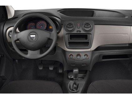 Rámeček autorádia 2DIN - Dacia
