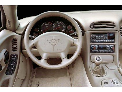 Rámeček autorádia 1DIN - Chevrolet Astro , Avalanche , Blazer, Camaro, Corvette, Tahoe UNI2