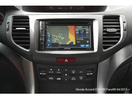 Rámeček autorádia 2DIN - Honda Accord UNI2