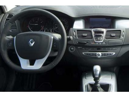Rámeček autorádia 1DIN - Renault Laguna III