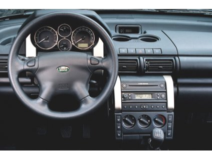 Rámeček autorádia 2DIN - Land Rover Freeelander UNI2