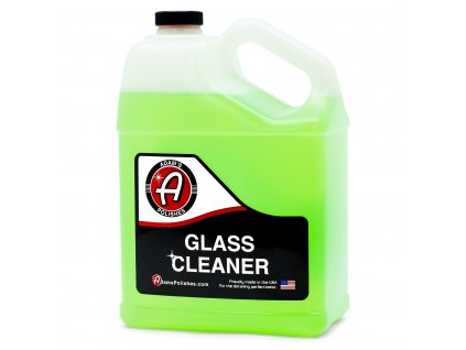 adams polishes glass cleaner gallon