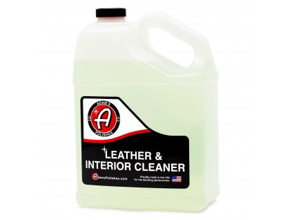 adams polishes leather cleaner gallon