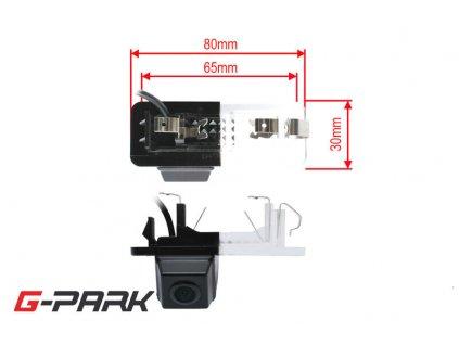 104248 ccd parkovaci kamera smart fortwo