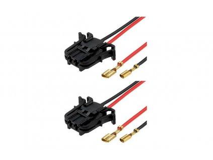 105679 adaptery k reproduktorovemu konektoru mercedes