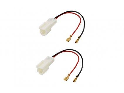 105712 adaptery k reproduktorovemu konektoru alfa romeo fiat