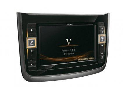 Navigační systém Alpine pro Mercedes-Benz Vito (V639) / Viano (W639)