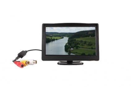 105928 lcd monitor 5 cerny na palubni desku