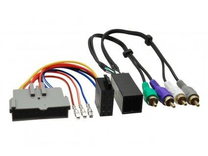 106618 2 adapter pro aktivni audio system ford lincoln mercury