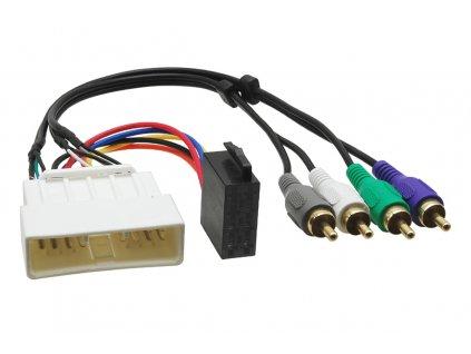 106621 2 adapter pro aktivni audio system honda accord 86 98