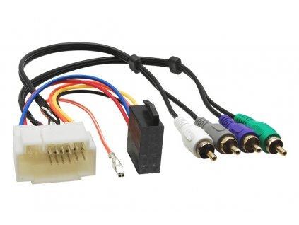 106624 2 adapter pro aktivni audio system honda 99 07
