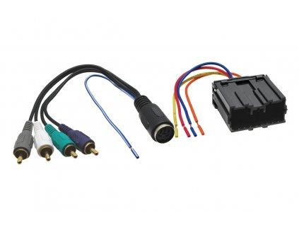 106648 2 adapter pro aktivni audio system mitsubishi